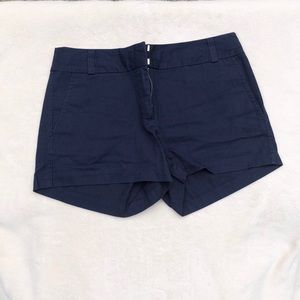 Forever 21 Essentials Navy Blue Shorts